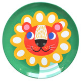Green Lion Plate