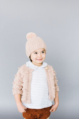 Popcorn Sweater In Pink