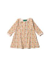 Organic Autumn Blossom Play Dress