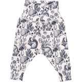 Organic Forest Print Pants