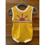 California Dreaming Vintage Sun Sunsuit
