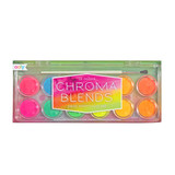Chroma Blends Watercolor Neon Paint Set