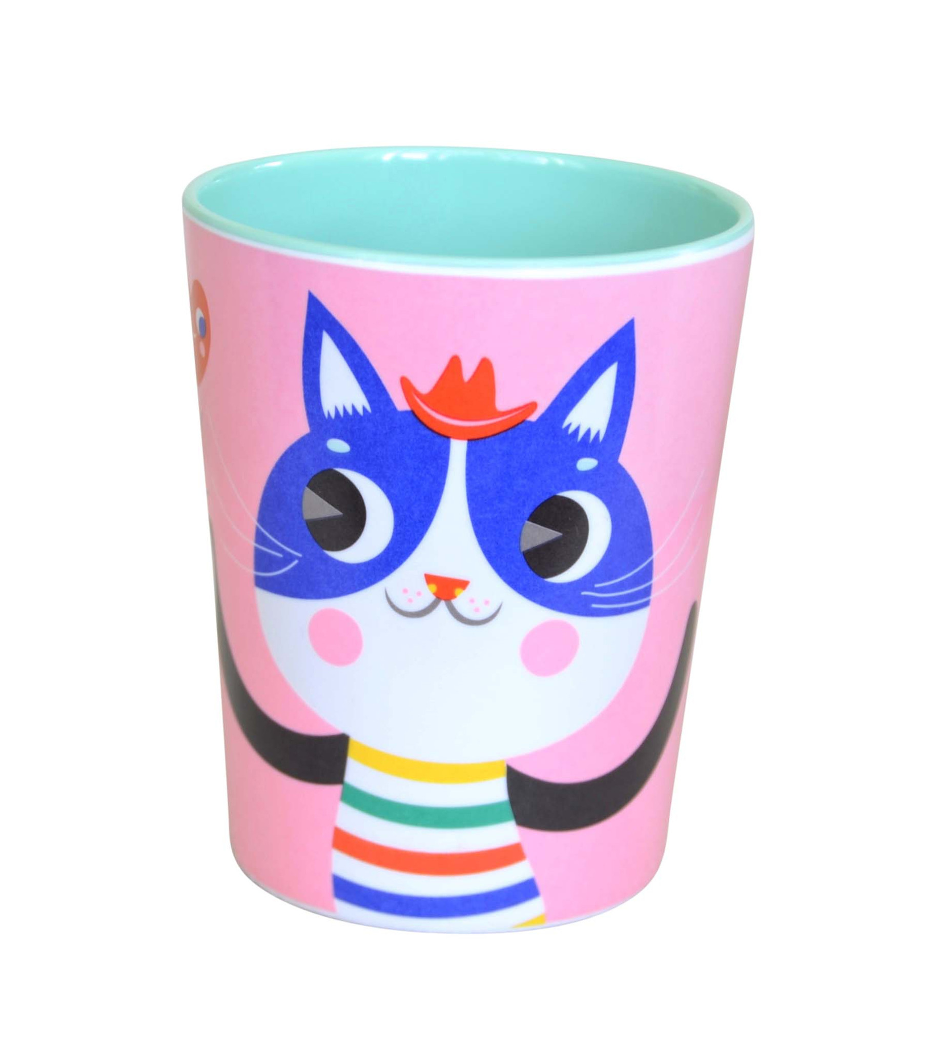 Pink Cats Cup