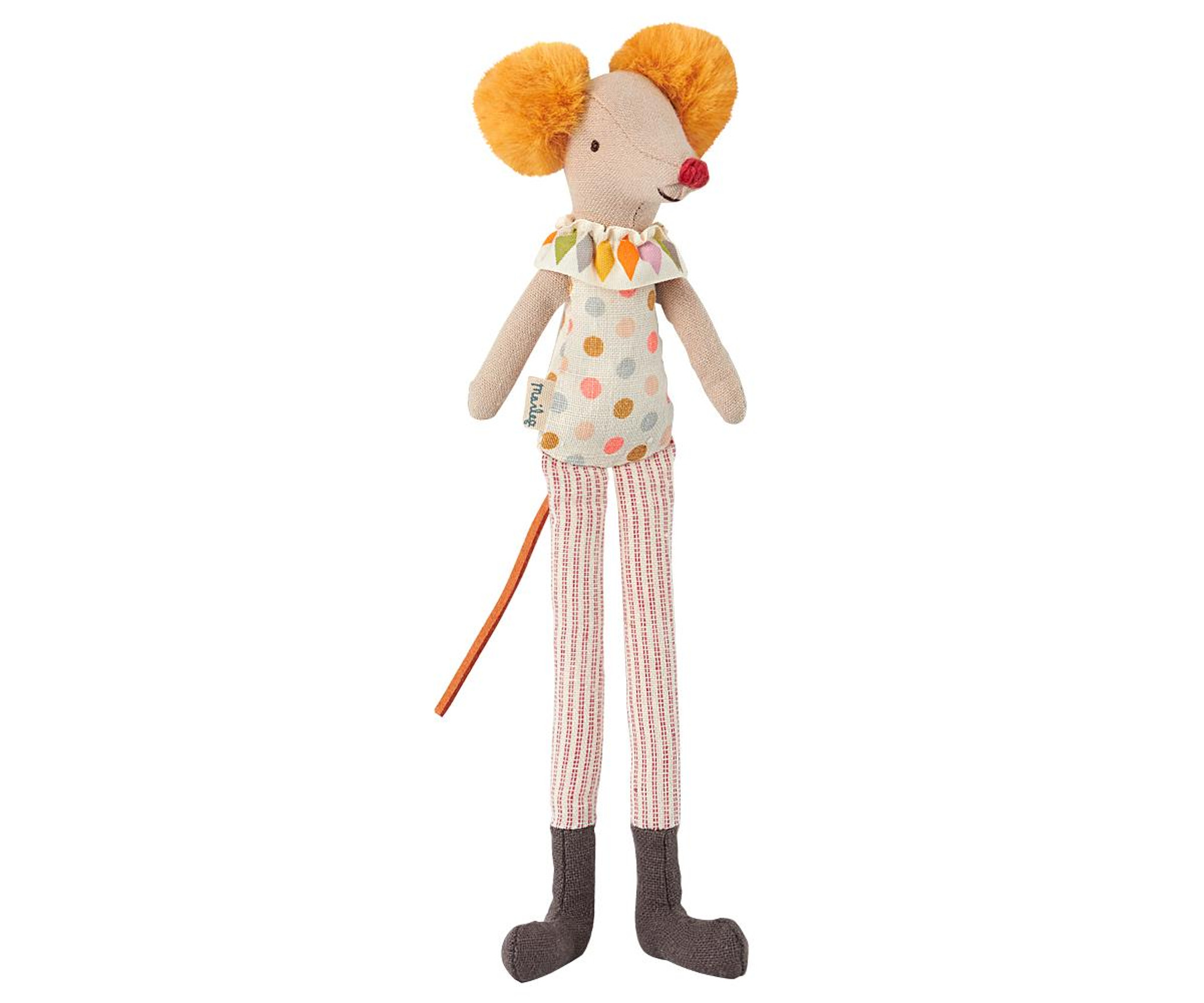 Mouse Stilt Clown