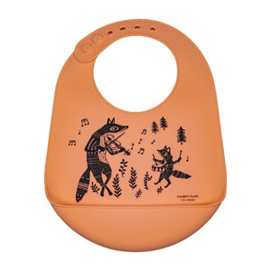 Fox Family Flexible Bucket Bib