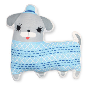 Peanut the Dog Cushion