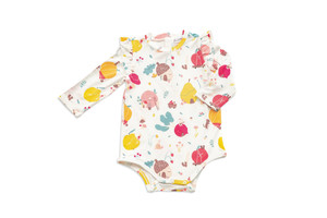 Onesie With Fruit Home Print