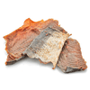 Dehydrated Salmon Skin Chips