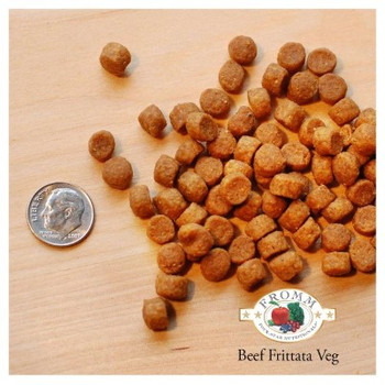 Beef Frittata Veg Dry Dog Food