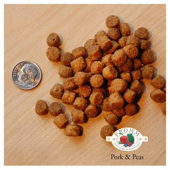 Pork & Peas Dry Dog Food