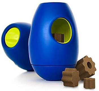 Tikr Timer-Activated Treat Dispenser, Puzzle & Slow Feeder