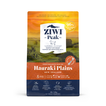 Air-Dried Hauraki Plains Recipe with Chicken, Whole Kahawai and Duck from New Zealand for Dogs