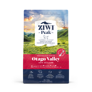 Air-Dried Otago Valley Recipe with Beef, Venison and Lamb from New Zealand for Dogs