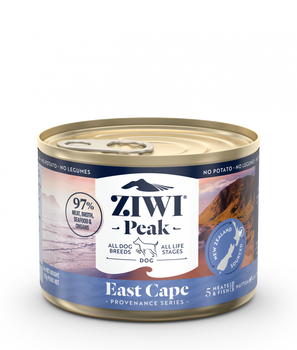 East Cape Recipe Canned Dog Food with Mutton, Lamb and Fish, 170g, Case of 12