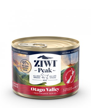 Otago Valley Recipe Canned Dog Food with Beef, Lamb, Venison and Fish, 170g, Case of 12
