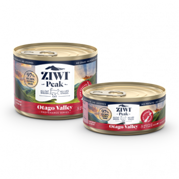 Otago Valley Recipe Canned Cat Food with Beef, Lamb, Venison and Fish