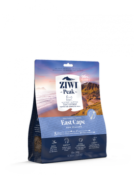Air-Dried East Cape Recipe with Mutton, Goat and Whole Kahawai from New Zealand for Cats