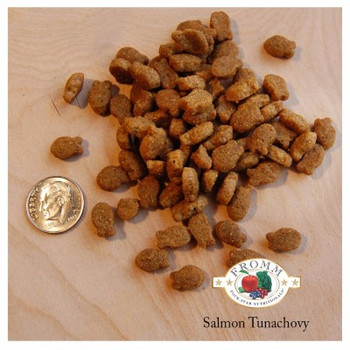 Salmon Tunachovy Dry Cat Food