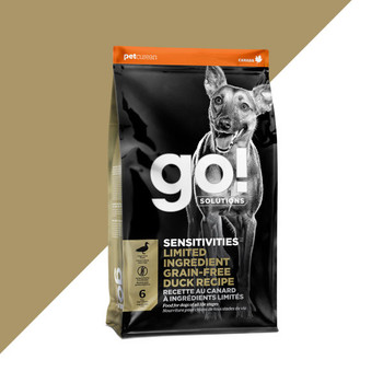 SENSITIVITIES Limited Ingredient Duck Grain Free Dry Food For Dogs