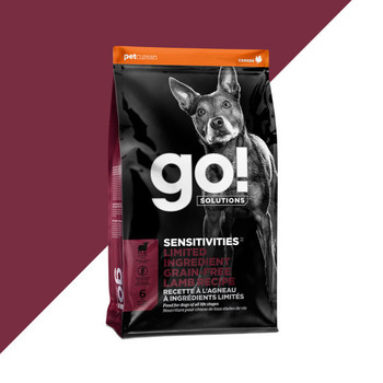 SENSITIVITIES Limited Ingredient Lamb Grain Free Dry Food For Dogs