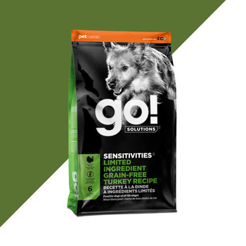 SENSITIVITIES Limited Ingredient Turkey Grain Free Dry Food For Dogs
