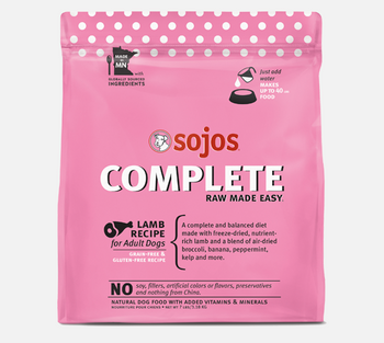 Complete Lamb Freeze-Dried Dog Food