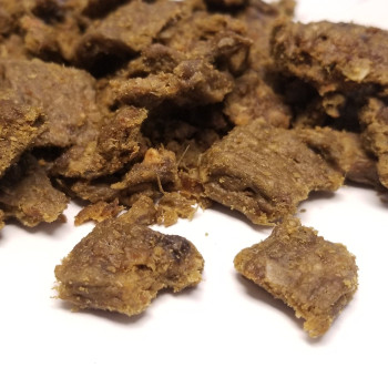 Crunchy Style Chunky Chicken Dehydrated Dog Food