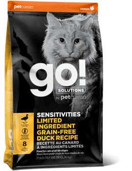 SENSITIVITIES Limited Ingredient Duck Dry Food For Cats