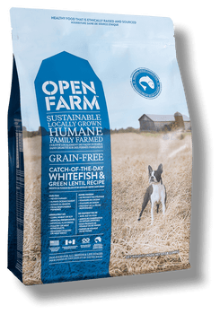 Certified Humane & Sustainably Sourced Catch-Of-The-Season Whitefish & Green Lentil Dry Dog Food