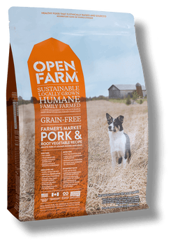 Certified Humane & Sustainably Sourced Farmer's Table Pork & Root Vegetable Dry Dog Food
