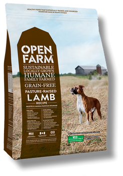 Certified Humane & Sustainably Sourced Pasture-Raised Lamb Dry Dog Food