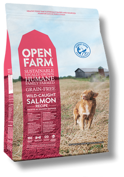 Certified Humane & Sustainably Sourced Wild-Caught Salmon Dry Dog Food