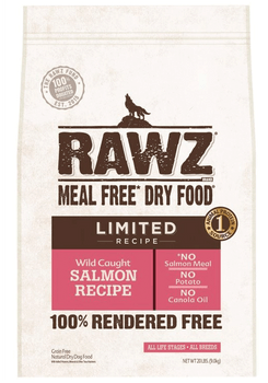 Limited Ingredient Wild Caught Salmon Dry Dog Food