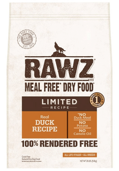 Limited Ingredient Real Duck Dry Dog Food