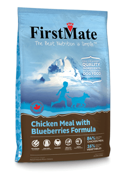 Chicken With Blueberries Dry Dog Food