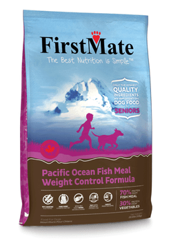 Pacific Ocean Fish Weight Control/Senior Dry Dog Food