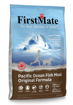 Pacific Ocean Fish Dry Dog Food