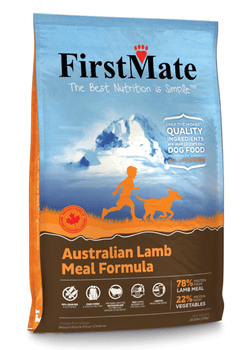 Australian Lamb Dry Dog Food