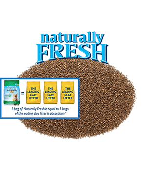 Walnut-Based Single Cat Clumping Litter