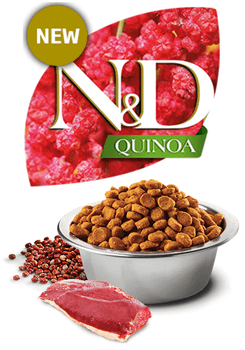 Quinoa Urinary Formula Duck Dry Cat Food