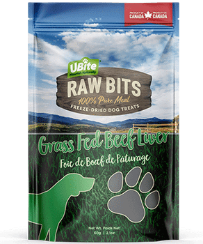 Grass-Fed Beef Liver Freeze-Dried Dog Treats