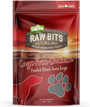 Hormone-Free Chicken Freeze-Dried Dog Treats