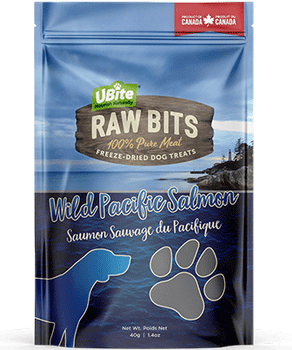 Wild Pacific Salmon Freeze-Dried Dog Treats