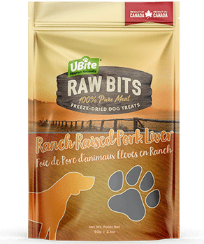 Ranch-Raised Pork Liver Freeze-Dried Dog Treats