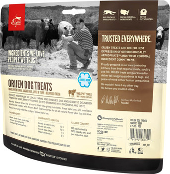 Angus Beef Freeze-Dried Dog Treats