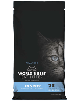 Corn-Based Zero Mess Advanced Clumping Litter