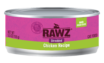 Shredded Chicken Canned Cat Food, 5.5oz
