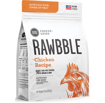 Free-Range Chicken Freeze-Dried Dog Food