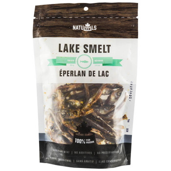 Dehydrated Lake Smelt