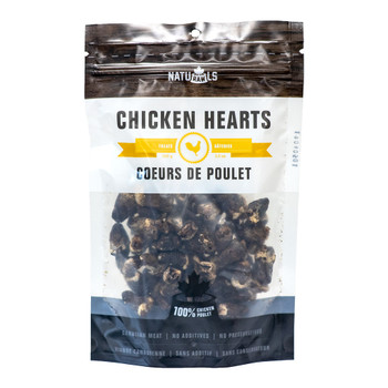 Dehydrated Chicken Hearts